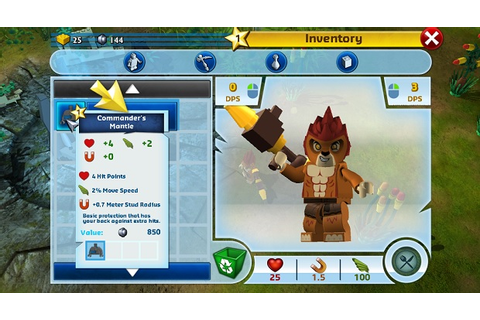 LEGO Legends of CHIMA Online Screenshots and Game Art ...