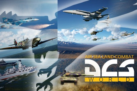 Digital Combat Simulator | DCS World | Combat Simulator