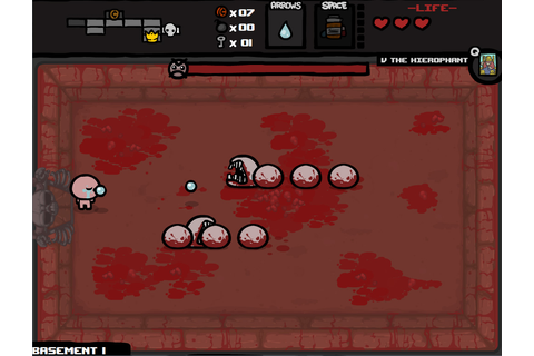 The Binding of Isaac Review (PC/Mac) :: Games :: Reviews ...