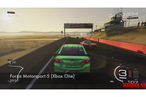 Evolution of Supercars Championship in video games — Mount ...
