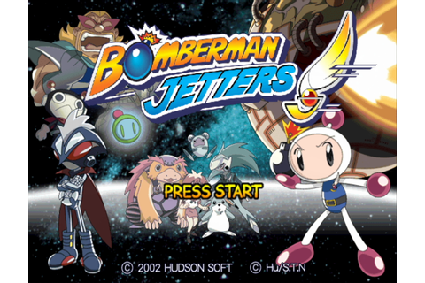 Bomberman Jetters Details - LaunchBox Games Database