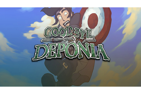 Deponia 3: Goodbye Deponia Free PC Game Archives - Free ...