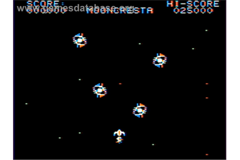 Moon Cresta - Dragon 32-64 - Games Database