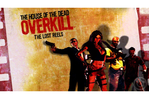 The House of the Dead Overkill™­ The Lost Reels - iPhone ...