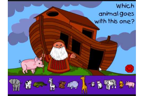 EWTN Kids' Noah's Ark Animal Game - YouTube