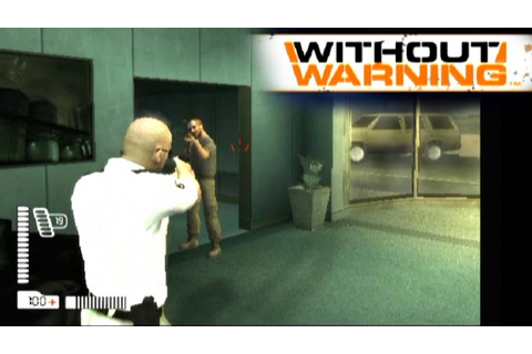 Without Warning ... (PS2) - YouTube