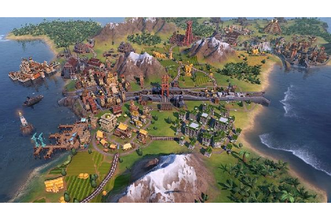 Sid Meier's Civilization VI: Gathering Storm DLC PC משחק ...