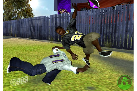 NFL Street 3 PS2 ISO Download