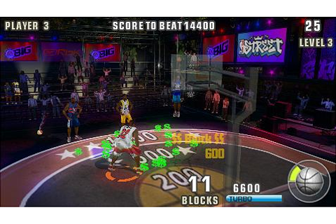 NBA Street Showdown PSP Game | Psp Gamez Iso/Cso