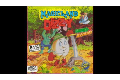 Magicland Dizzy Music with Opening - Gameplay and Ending ...