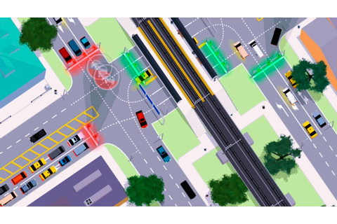 Intersection Controller - Android GamePlay FullHD - YouTube