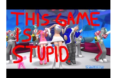This Game is Stupid - Space Channel 5 Part 2 - YouTube