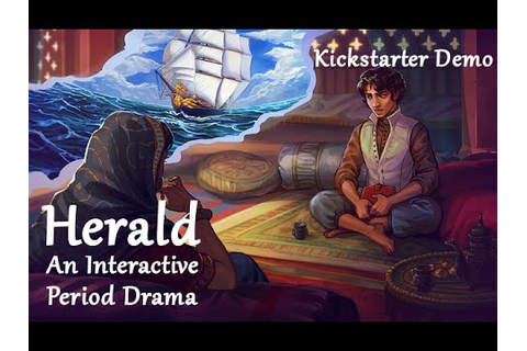 Let's Try Herald - An Interactive Period Drama ...