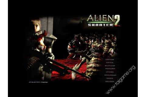 Alien Shooter 2: Reloaded - Download Free Full Games ...