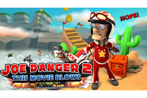 Stomp the rockets! - Joe Danger 2 The Movie - GAME CRASH ...