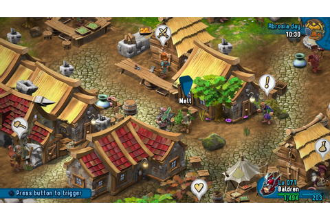 Rainbow Moon Review - HD RPG for the PS3 - The Game ...