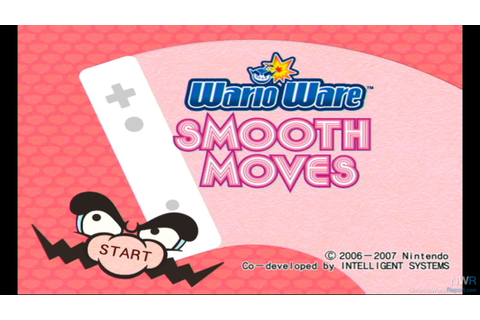 WarioWare: Smooth Moves - Game - Nintendo World Report
