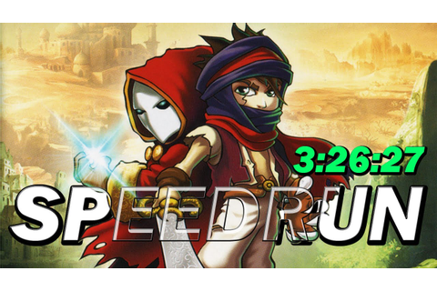 Prince of Persia: The Fallen King Any% Emulator in 2:59:06 ...