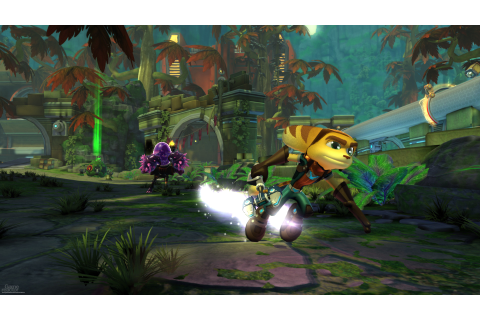 Ratchet & Clank: Q Force Recension - Gamereactor