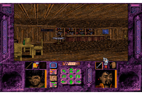 Download Menzoberranzan rpg for DOS (1994) - Abandonware DOS