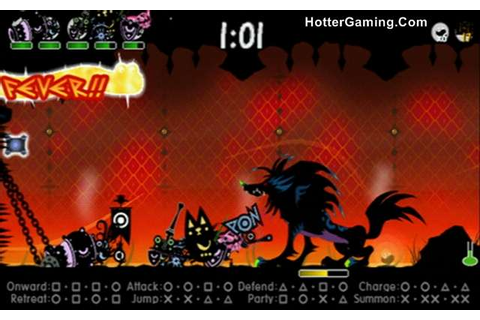 Patapon 3 PSP Game Free Download |Free Download Games