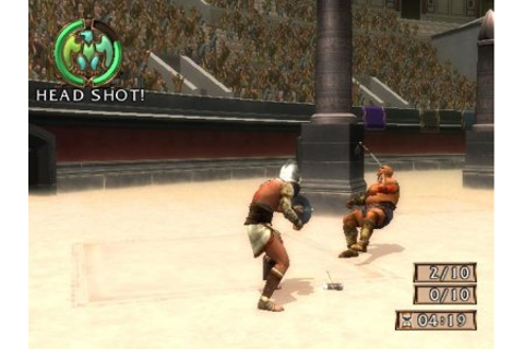 Colosseum: Road to Freedom per PS2 - GameStorm.it