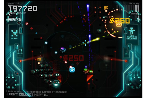 Space shooters Ultratron, Titan Attacks flying to new ...