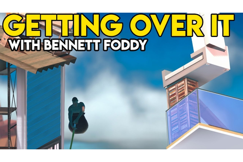 BEYOND THE SLIDE | Getting Over It With Bennett Foddy ...