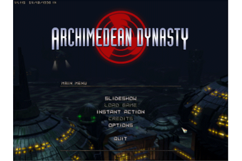 Download Archimedean Dynasty | DOS Games Archive