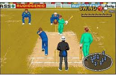 Brian Lara 96 And 98 Cricket (Pc Game) | Files Ocean