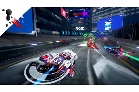 Wipeout 4? Formula Fusion is coming! (Anti-Gravity Racing ...