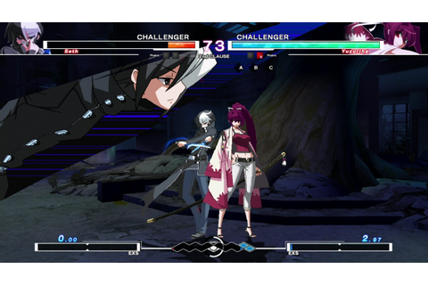 Under Night In-Birth Exe:Late Archives - GameRevolution