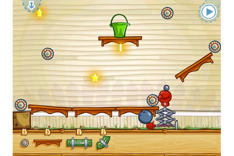 GDC 11: Casey's Contraptions - A Physics Puzzler More Fun ...