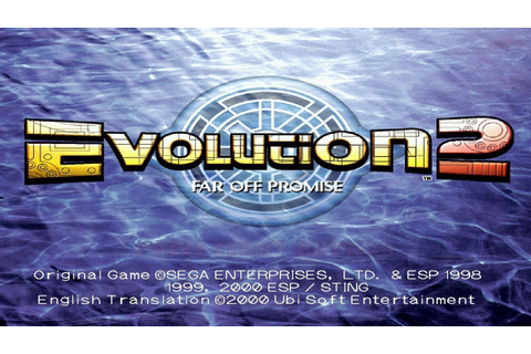 Evolution 2 Far off Promise | DREAMCAST | HD - YouTube
