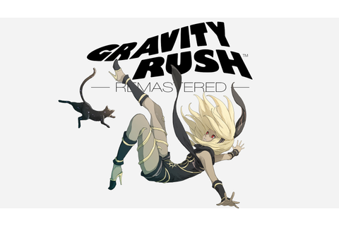 Gravity Rush™ Remastered Game | PS4 - PlayStation