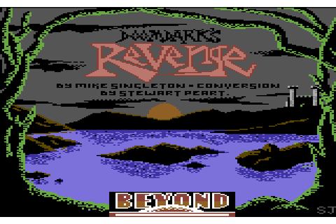 Doomdark's Revenge (1986) by Beyond C64 game