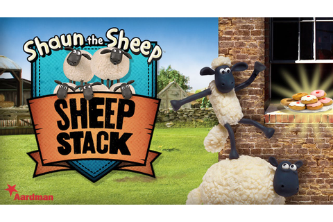 Sheep Stack – Shaun the Sheep's Latest Game - YouTube