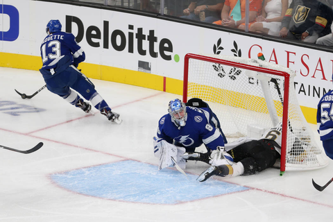 Golden Knights fall to Tampa Bay on Nevada Day, 3-2 | Las ...