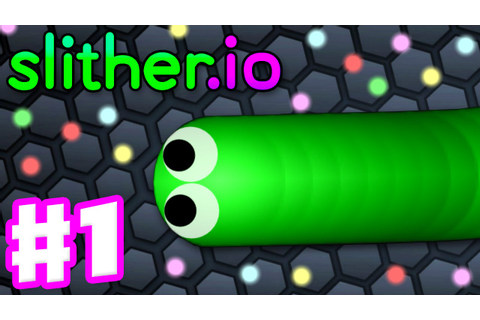 Slither.io - Gameplay Part 1 - Top 10 with No Mods ...