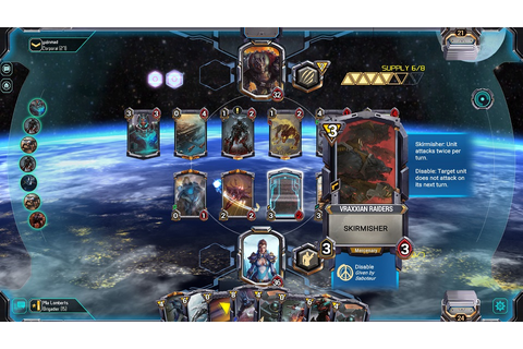 New Sci-Fi CCG Star Crusade Aims At A More Customizable ...