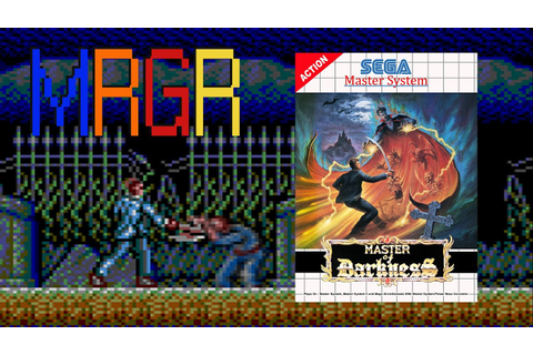 Master Of Darkness Review (Sega Master System) - YouTube