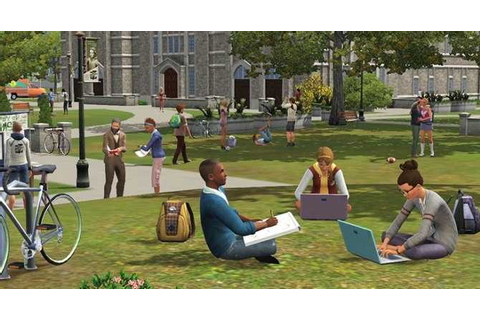 The Sims 3 University Life Download Free Full Game | Speed-New