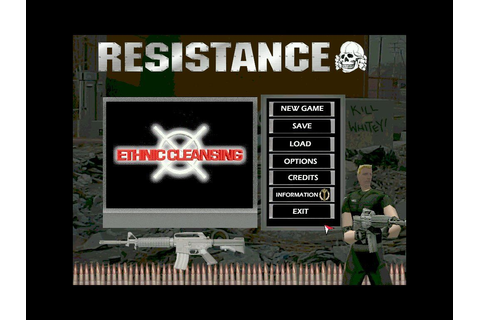 Ethnic Cleansing Screenshots for Windows - MobyGames