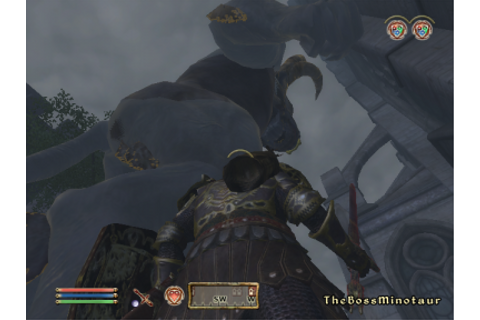 The Powerful Main Minotaur Giant at Oblivion Nexus - mods ...