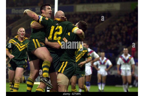Australian Rugby League Game Stock Photos & Australian ...