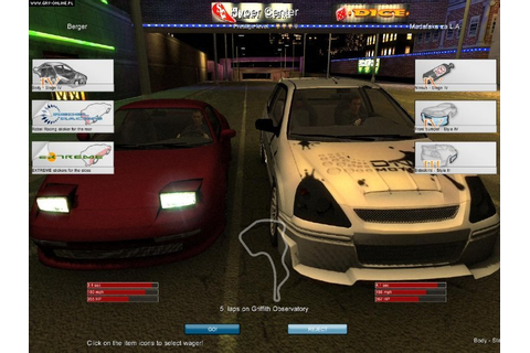 L.A. Street Racing - screenshots gallery - screenshot 5/7 ...