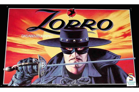 German Games - New World Zorro