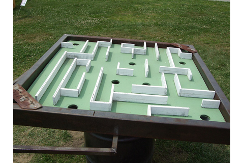 Labyrinth (marble game) - Wikipedia