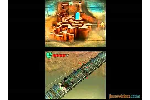 Rango game player on ds - YouTube