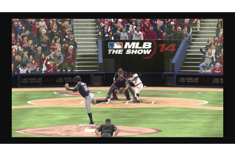 Mlb 14 The Show PS4 1995 World Series Game 1 Indians ...